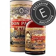 DON PAPA - Small Batch Rum