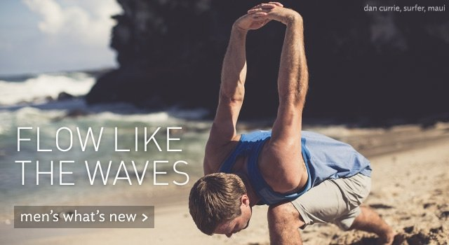 flow like the waves