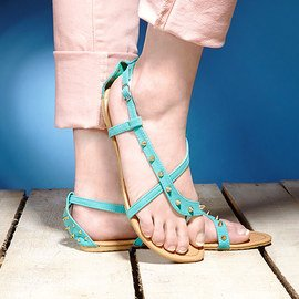 Strappy Steps: Women's Sandals