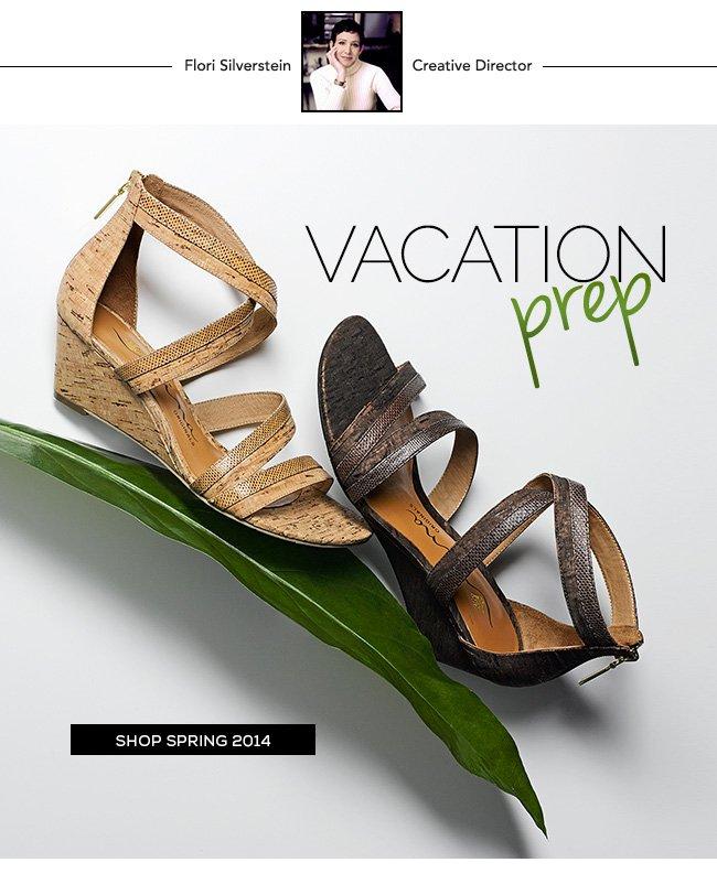 Vacation Prep