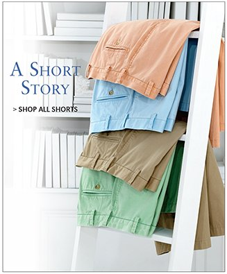 A SHORT STORY | SHOP ALL SHORTS