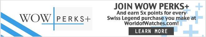 Swiss Legend WOW Perks