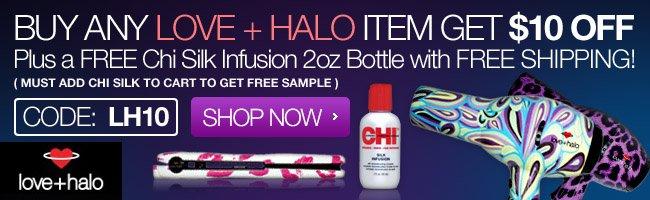 Love + Halo