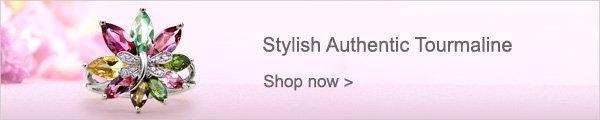 Stylish Authentic Tourmaline