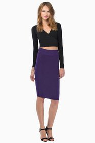 So Slim Skirt $19