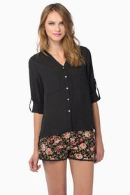 Shoreside Blouse $32