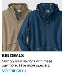Big Deals - Shop the Sale