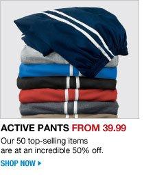 Active Pants - Shop Now