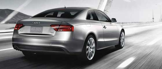 Learn more about Audi A5