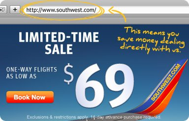 Flights as low as $69 one-way