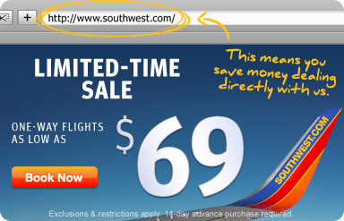 Flights as low as $69 one-way
