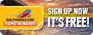 Sign up for Rapid Rewards