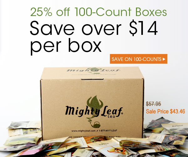25% off 100-Count Boxes. Save over $14 per box. Original Price $57.95, Sale Price $43.46. Save on 100-Counts.