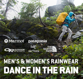Men's & Women's Rainwear