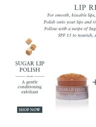 Suagr Lip Polish