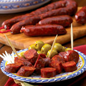 Palacios Mini Chorizo