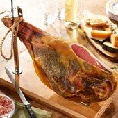 Serrano Ham with Bone