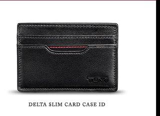 Delta Slim Card Case ID - Shop Now