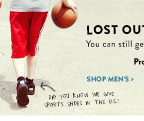 Get $10 off any order of at least $65*. Shop Men's