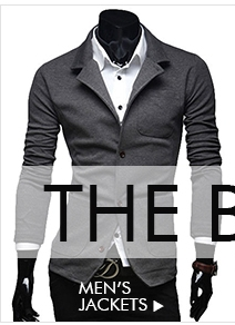 The Best Sellers Men's Jackets