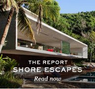 The Report: Shore Escapes. Read now.