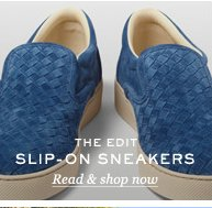 The Edit: Slip-On Sneakers. Read & shop now