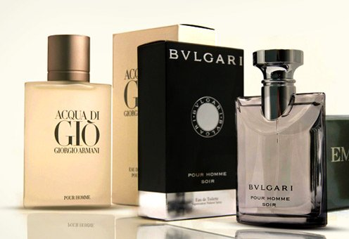 Men's Fragrances: Dior, Armani, Gucci & More
