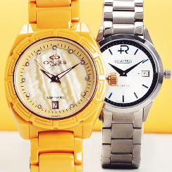 Stylish Watches Clearance for Him & for Her