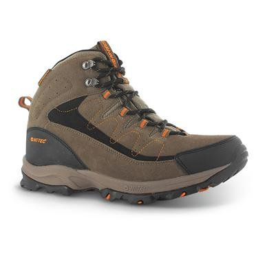 Men's Hi-Tec® Utah II Mid Waterproof Hiking Boots