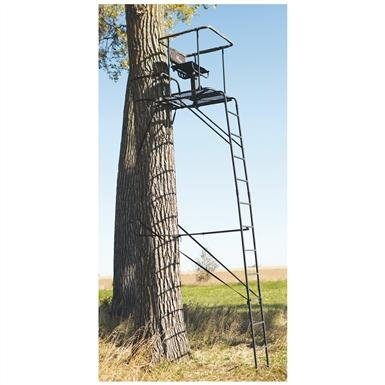 Big Game® Infinity™ 16' Ladder Tree Stand