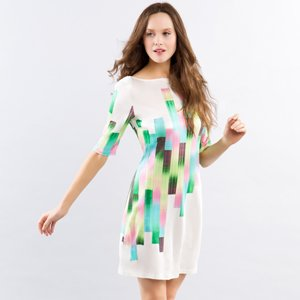 Bright to Printed Dresses