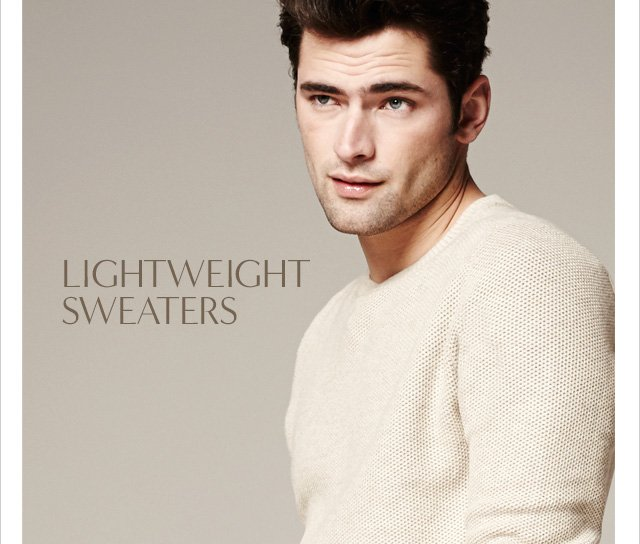 LIGHTWEIGHT SWEATERS