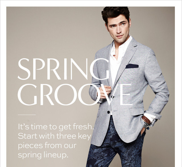 SPRING GROOVE