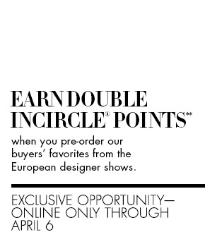 European Designer Pre-Order +  BONUS POINTS