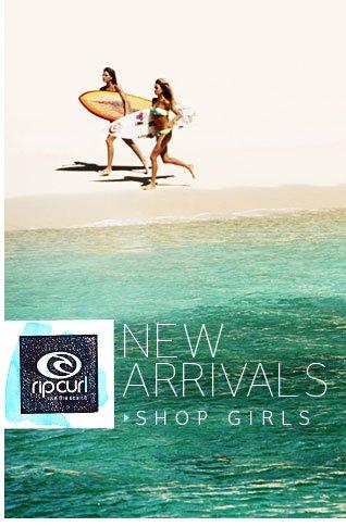 Rip Curl - New Arrivals - Shop Girls