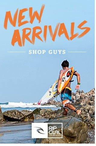Rip Curl - New Arrivals - Shop Guys.