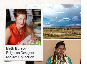 Beth Barror - Brighton Designer - Mojave Collection
