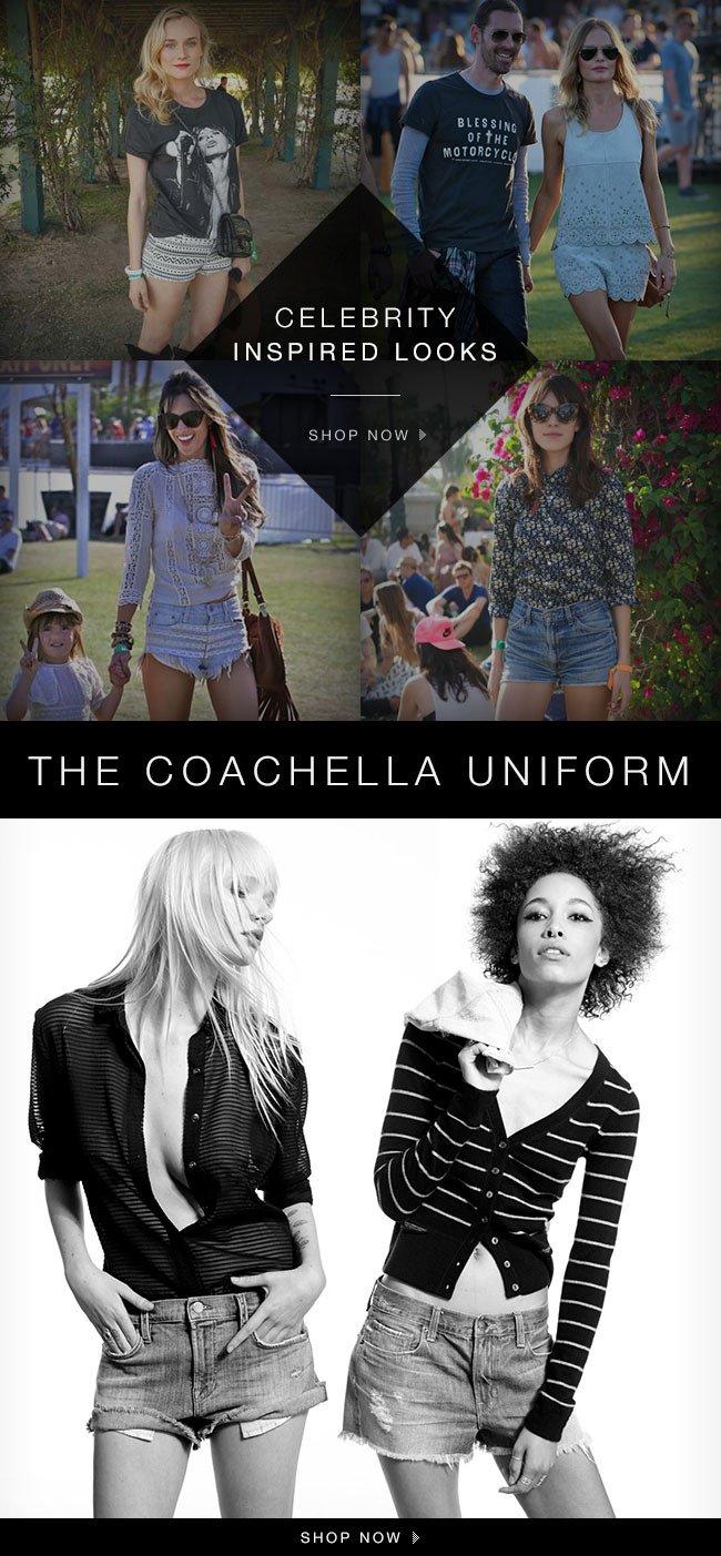 Shop For Your Coachella Uniform