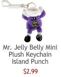 Mini Plush Keychain - Island Punch