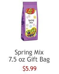 Spring Mix - 7.5 oz Gift Bag