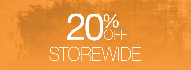 20% off Storewide use code BEAUTY20 »
