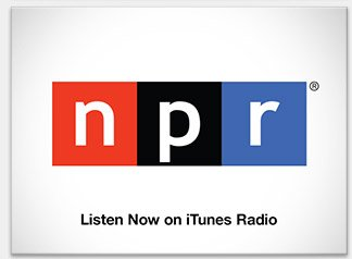 NPR: Listen Now on iTunes Radio