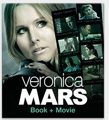 Veronica Mars Book + Movie