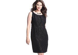 Plus Size: Shift & Sheath Dresses