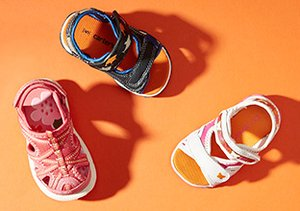 Playground-Ready Sandals