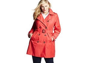 Plus Size: Spring Coats & Jackets