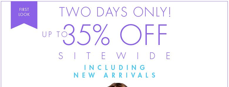 Two Days Only - Extra up to 355 OFF Sitewide New Arrivals
