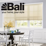 NEW Bali Custom Blinds and Shades - The Easy Way to Express Your Style
