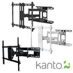 Kanto Full-Motion Articulating TV Wall Mounts