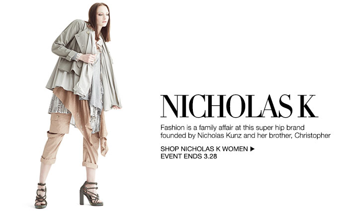 Shop Nicholas K - Ladies